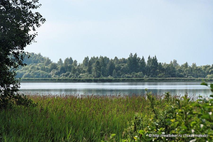 озеро усад рыбалка